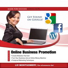 Online Business Promotion by Made for Success audiobook