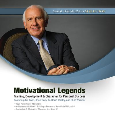 Motivational Legends by Made for Success audiobook