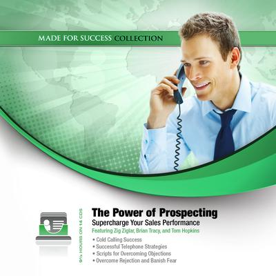 The Power of Prospecting by Made for Success audiobook
