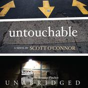 Untouchable by  Scott O'Connor audiobook