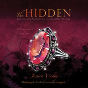 The Hidden by  Jessica Verday audiobook