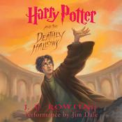 Harry Potter and the Deathly Hallows by  J. K. Rowling audiobook