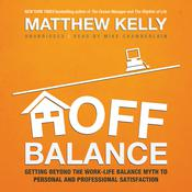 Off Balance by  Matthew Kelly audiobook