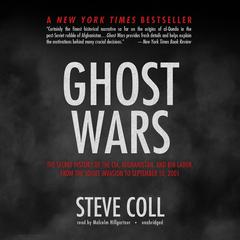 Ghost Wars by Steve Coll audiobook