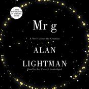 Mr. g by  Alan Lightman audiobook