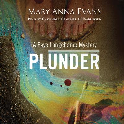 Plunder by Mary Anna Evans audiobook