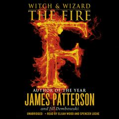 The Fire by James Patterson audiobook