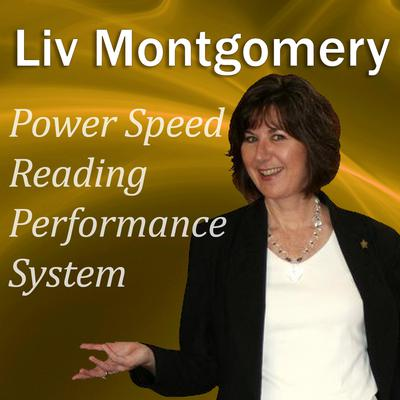 Power Speed-Reading Performance System by Liv Montgomery audiobook