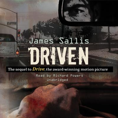 Driven by James Sallis audiobook