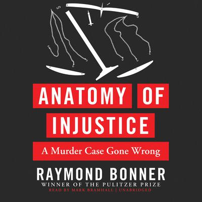 Anatomy of Injustice by Raymond Bonner audiobook