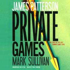 Private Games by James Patterson audiobook