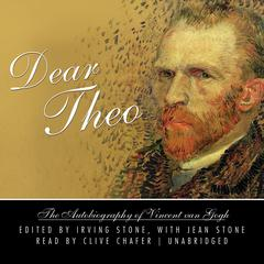 Dear Theo by Vincent van Gogh audiobook
