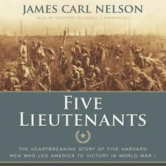 Five Lieutenants by James Carl Nelson audiobook
