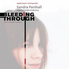 Bleeding Through by Sandra Parshall