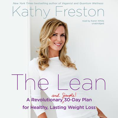 The Lean by Kathy Freston audiobook