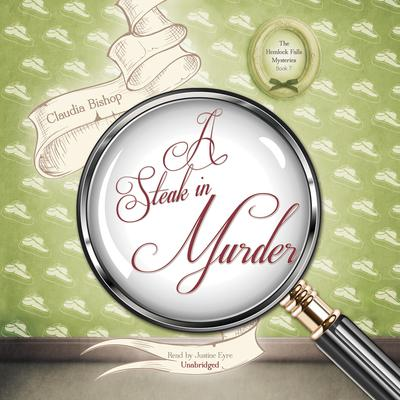 A Steak in Murder by Claudia Bishop audiobook