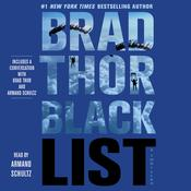Black List by  Brad Thor audiobook