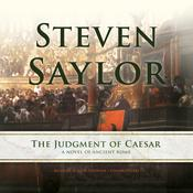 The Judgment of Caesar by  Steven Saylor audiobook