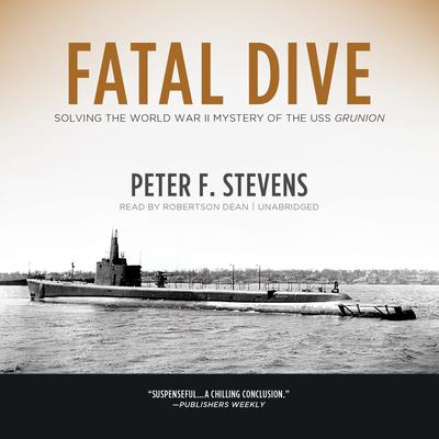 Fatal Dive by Peter F. Stevens audiobook