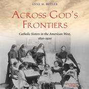 Across God's Frontiers by  Anne M. Butler audiobook