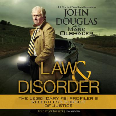 Law and Disorder by John Douglas audiobook