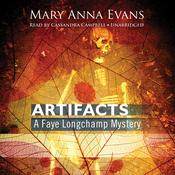 Artifacts by  Mary Anna Evans audiobook