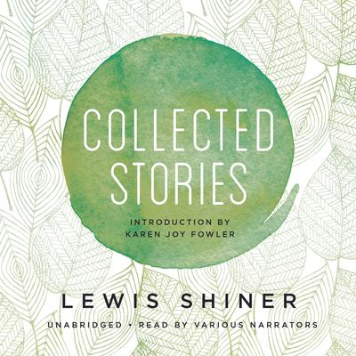 Collected Stories by Lewis Shiner audiobook