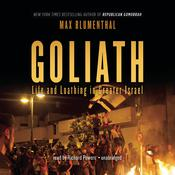Goliath by  Max Blumenthal audiobook