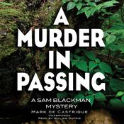 A Murder in Passing by  Mark de Castrique audiobook