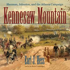 Kennesaw Mountain by Earl J. Hess audiobook