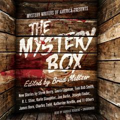 Mystery Writers of America Presents The Mystery Box by Mystery Writers of America, Brad Meltzer