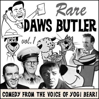 Rare Daws Butler by Charles Dawson Butler audiobook