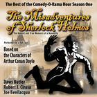 The Misadventures of Sherlock Holmes by Joe Bevilacqua, Charles Dawson Butler, Robert J. Cirasa