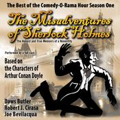 The Misadventures of Sherlock Holmes by  Charles Dawson Butler audiobook