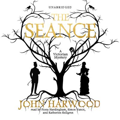 The Séance by John Harwood audiobook