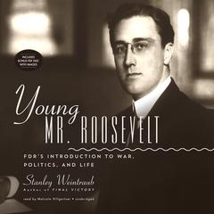 Young Mr. Roosevelt by Stanley Weintraub audiobook