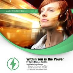 Within You Is the Power by Henry Thomas Hamblin audiobook