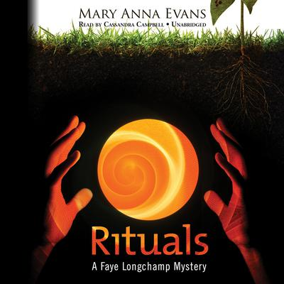 Rituals by Mary Anna Evans audiobook