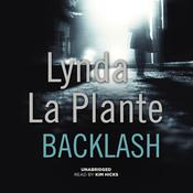 Backlash by  Lynda La Plante audiobook