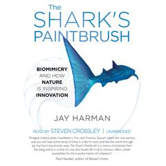 The Shark's Paintbrush by Jay Harman audiobook