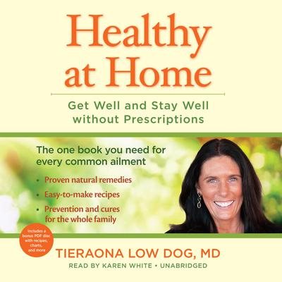 Healthy at Home by Tieraona Low Dog audiobook