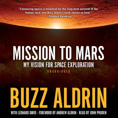 Mission to Mars by Buzz Aldrin audiobook