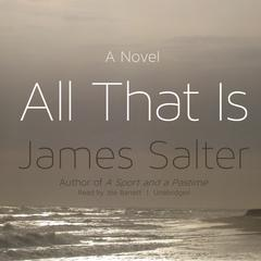 All That Is by James Salter audiobook