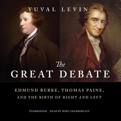 The Great Debate by Yuval Levin audiobook