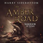 The Amber Road by  Harry Sidebottom audiobook