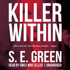 Killer Within by Shannon Greenland audiobook