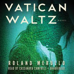 Vatican Waltz by Roland Merullo audiobook