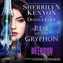 Rise of the Gryphon by Sherrilyn Kenyon audiobook
