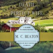 Death of a Perfect Wife by  M. C. Beaton audiobook