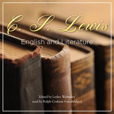 English and Literature by C. S. Lewis audiobook